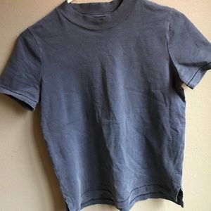 Madewell Retro Tee in blue